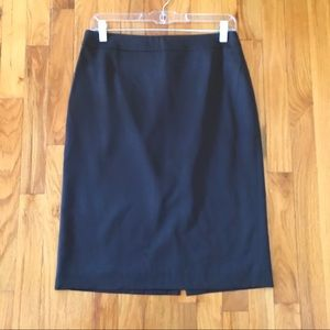 J. Crew | Wool Pencil Skirt Size 4